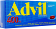 Advil 400 mg ibuprofène